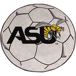 Fan Mats Alabama State University Soccer Ball Mat