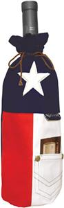 ROCKPOINT Texas Wine Bag