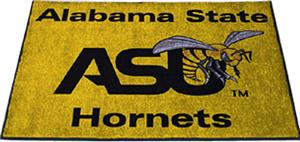 Fan Mats Alabama State University All Star Mat