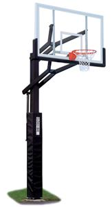 Porter Big Shot II Economy Basketball Systems