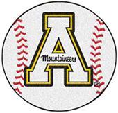 Fan Mats Appalachian State Baseball Mat