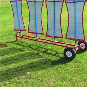 Soccer Wall Pro & Club Mannequin Trolleys