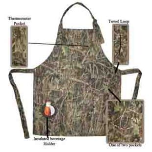 ROCKPOINT True Timber Camo Apron