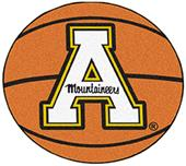Fan Mats Appalachian State Basketball Mat