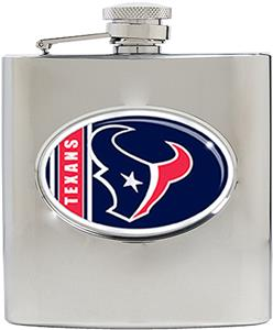 NFL Houston Texans 6oz Stainless Steel Flask