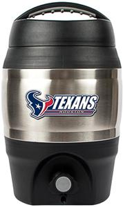 NFL Houston Texans 1 gal Tailgate Jug