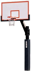 Porter Heavy-Duty Single Post Basketball System