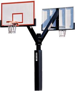 Porter Back-to-Back Outdoor Basketball System