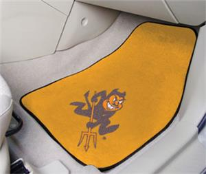 Fan Mats Arizona State Sun Devils Car Mat Set