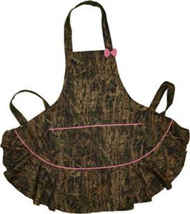 ROCKPOINT True Timber Lady Camo Apron