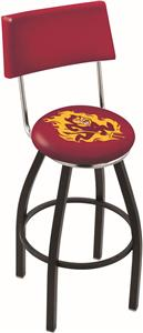 Arizona State University Swivel Back Bar Stool
