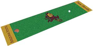 FanMats Arizona State University Putting Green Mat