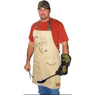 ROCKPOINT Hunting Is Life Apron
