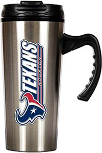 NFL Houston Texans 16oz Travel Mug