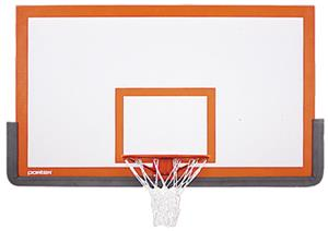 "Porter Basketball Fiberglass Backboard 72"" x 42"""