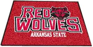 Fan Mats Arkansas State University Ulti-Mat