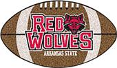 Fan Mats Arkansas State University Football Mat