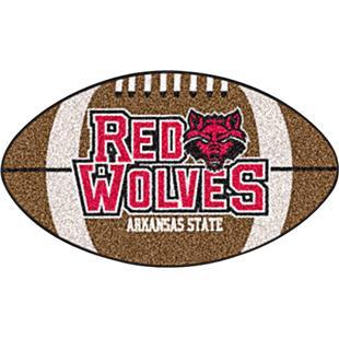 Fan Mats Arkansas State University Football Mat