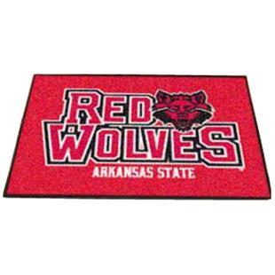 Fan Mats Arkansas State University All Star Mat