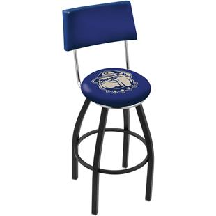 Georgetown University Swivel Back Bar Stool