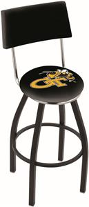 Holland Georgia Tech Swivel Back Bar Stool