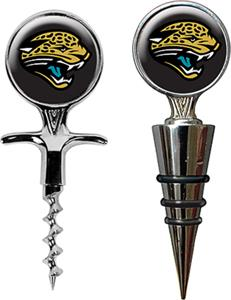 NFL Jaguars Cork Screw & Bottle Topper