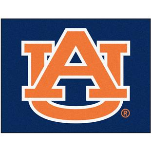 Fan Mats Auburn University All Star Mat