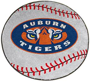 Fan Mats Auburn University Tigers Baseball Mat