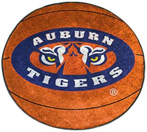 Fan Mats Auburn University Tigers Basketball Mat
