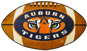 Fan Mats Auburn University Tigers Football Mat