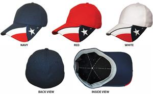 ROCKPOINT Texas Stretch Fit Cap