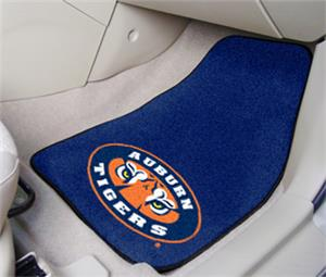 Fan Mats Auburn Univ Tigers Carpet Car Mats (set)