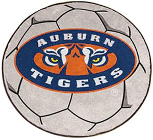 Fan Mats Auburn University Tigers Soccer Ball