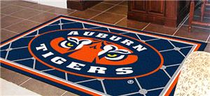 Fan Mats Auburn University Tigers 4x6 Rug
