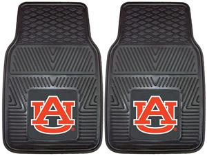 Fan Mats Auburn University Vinyl Car Mats (set)