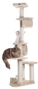 Armarkat large classic cat trees a7463 playground for Epic cat tree