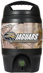 NFL Jaguars 1 gal Realtree Tailgate Jug