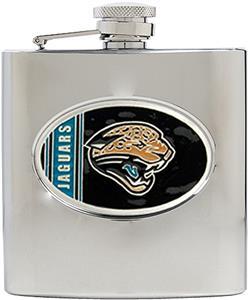 NFL Jacksonville Jaguars 6oz Stainless Steel Flask