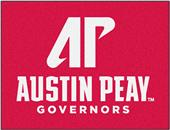 Fan Mats Austin Peay State U. All Star Mat