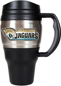 NFL Jacksonville Jaguars 20oz Travel Mug