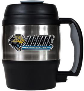 NFL Jacksonville Jaguars 52oz Macho Travel Mug