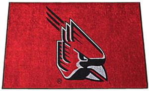 Fan Mats Ball State University Starter Mat