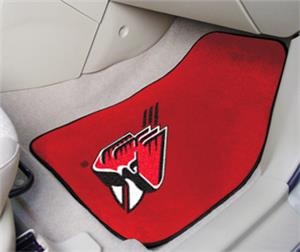 Fan Mats Ball State University Carpet Car Mats