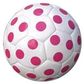 Red Lion Dot Soccer Balls (sz. 3/4/5)