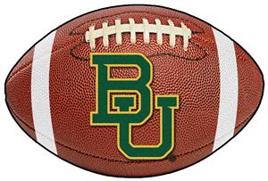Fan Mats Baylor University Football Mat