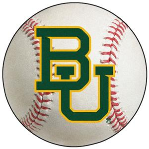 Fan Mats Baylor University Baseball Mat