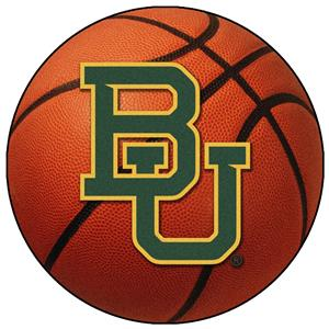 Fan Mats Baylor University Basketball Mat
