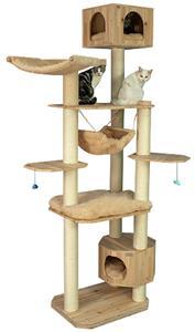 armarkat xlarge premium wood cat trees s9202