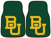 Fan Mats Baylor University Carpet Car Mats (set)
