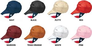 ROCKPOINT Texas Original Cap (Unstructured)